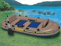 насос для резиновой лодки