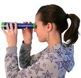 самодельная подзорная труба