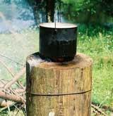 походная печка