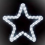звезда из светодиодов