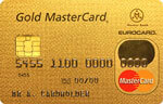 карта Gold MasterCard