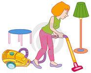 Правильная уборка после праздника