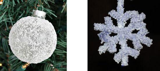 sneg-iz-soli Имитация снега
