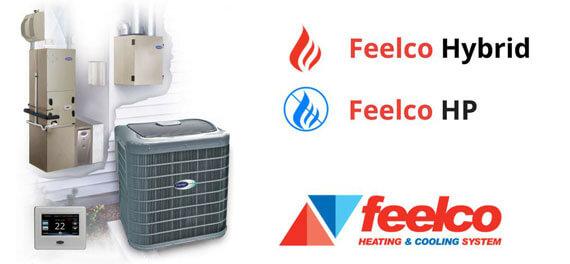 наддувное отопление Feelco