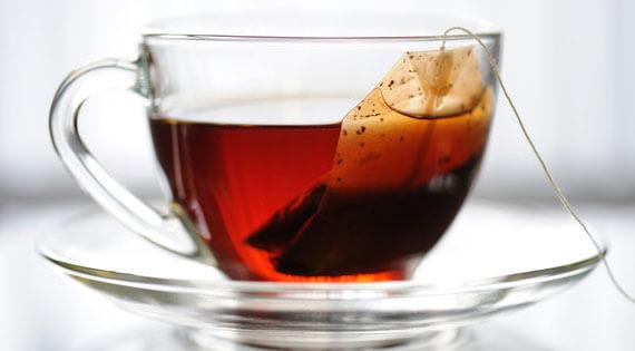 настоящий пакетированный чай