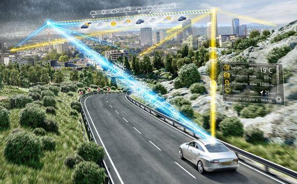 безопасность в будущем автомобиле