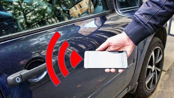 приложения для смартфона - ключ к автомобилю