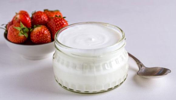 полезный йогурт